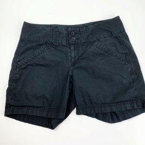 The North Face Black Athletic Every Day Midi short
